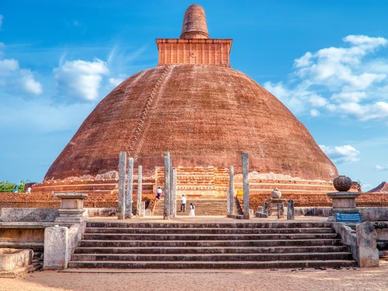 Tour in Anuradhapura